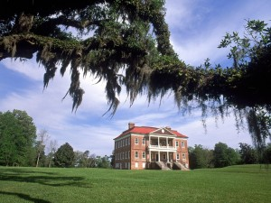 Plantación Drayton Hall (Charleston, Carolina del Sur)