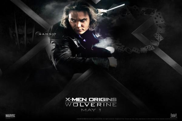 """Gambit en """"X-Men Origins: Wolverine"""""""