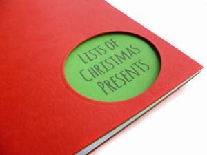 Lista de regalos para Navidad