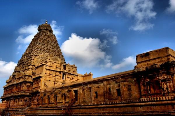 Templo de Thanjavur (India)