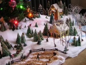 Un pueblo navideño