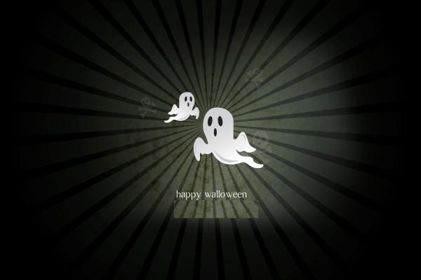 """""""Feliz Halloween"""" entre fantasmas y calaveras"""