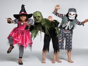 Disfraces para Halloween o Noche de Brujas