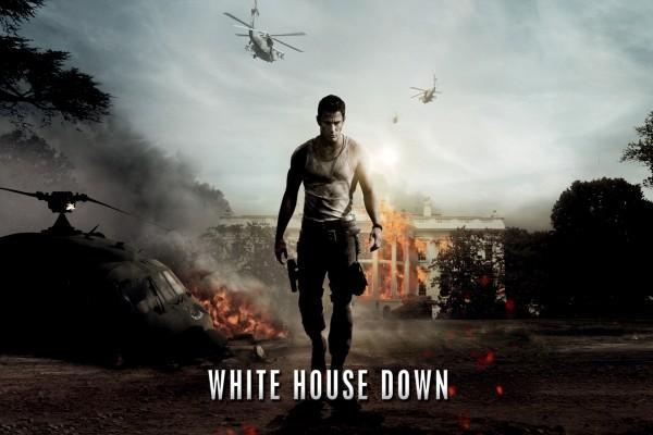 White House Down (La Caída de la Casa Blanca)