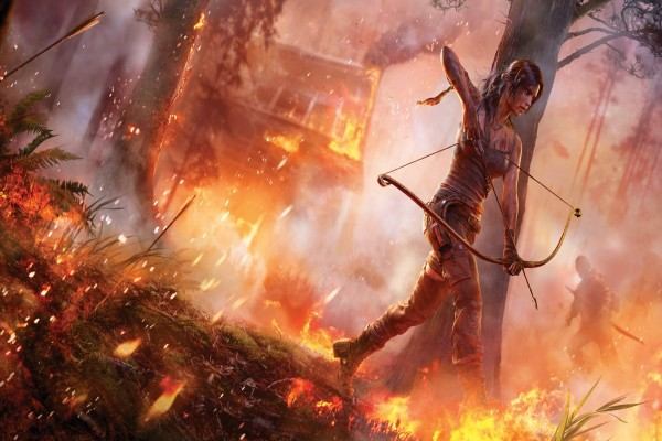 Juego de Tomb Raider