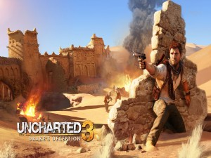 Postal: Uncharted 3: Drake's Deception