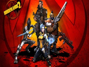"Héroes de ""Borderlands 2"""