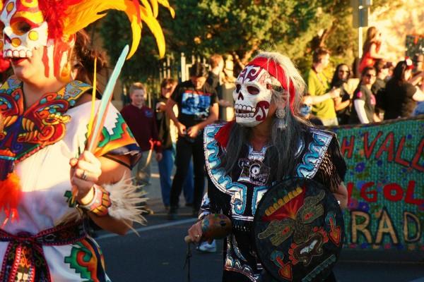 """Celebración """"Día de Muertos"""" (Day of the dead)"""
