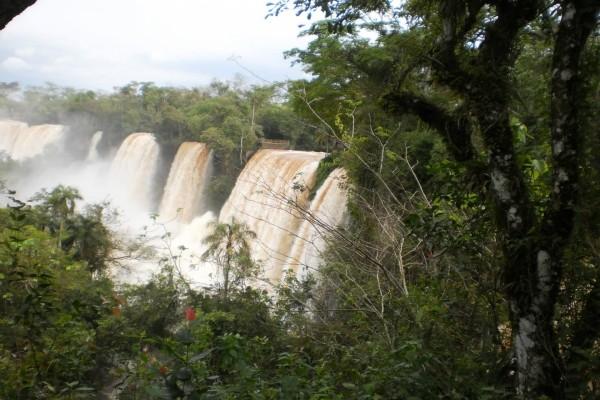 Salto San Martín (Cataratas del Iguazú, Argentina)