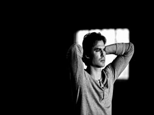 El actor Ian Somerhalder