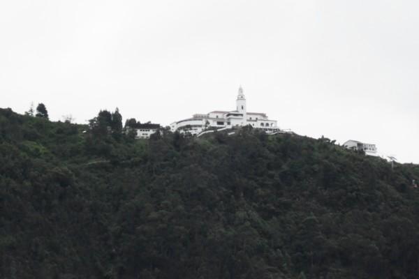 Cerro de Monserrate (Bogotá, Colombia)