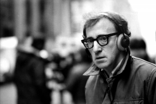 El director y actor Woody Allen