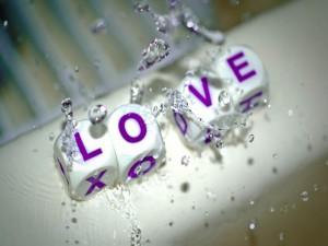 Dados de amor sumergidos
