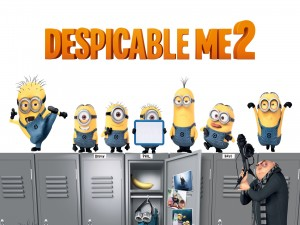 Despicable Me 2 (Mi Villano Favorito 2)