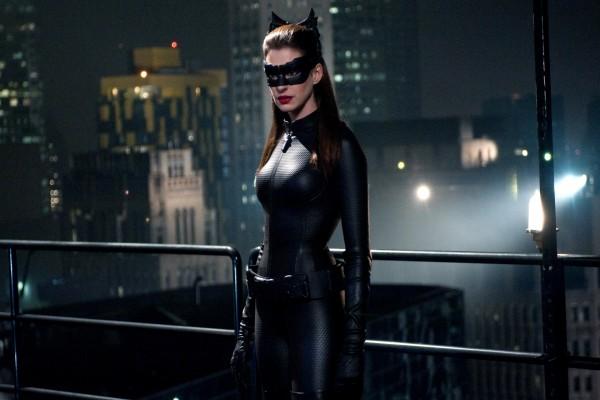 """Catwoman en """"El Caballero Oscuro: la Leyenda Renace"""""""
