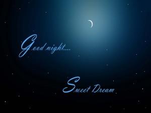 Buenas noches... Dulces Sueños