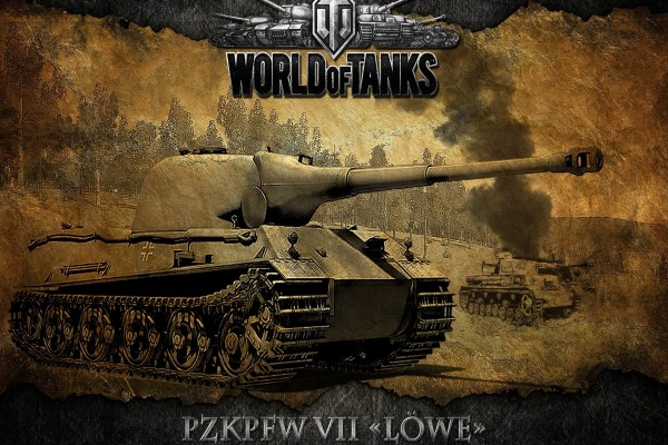 World Of Tanks: Panzer VII Löwe