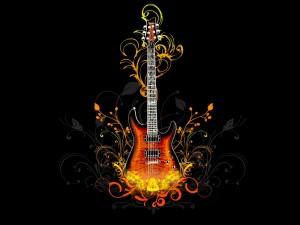 Postal: Guitarra Schecter