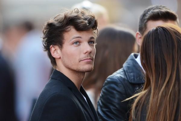 """El guapo Louis Tomlinson de """"One Direction"""""""