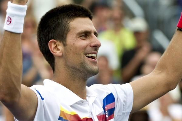 El tenista Djokovic