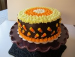 Una tarta con sabor a Halloween