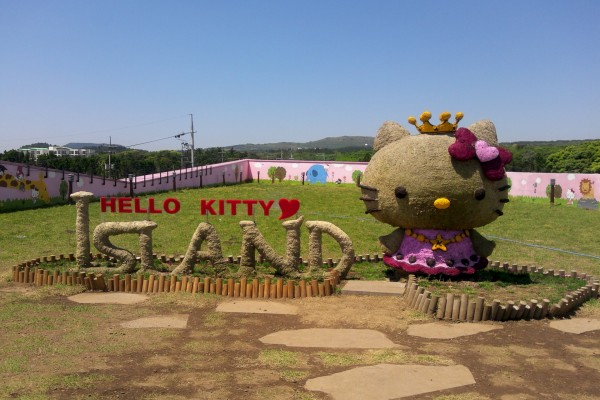 Hellow Kitty Islands