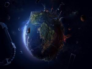Saturación en la Tierra