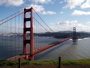 Postal: Puente Golden Gate