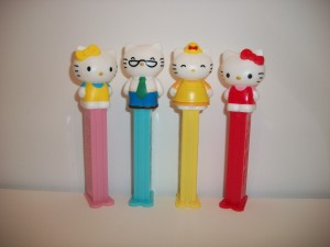 "Caramelos Pez ""Hello Kitty"""
