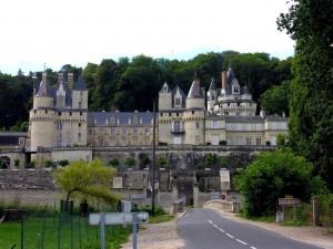 Postal: Castillo de Ussé (Francia)