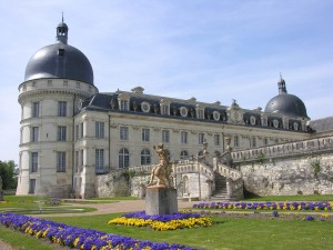 Castillo de Valencay (Francia)