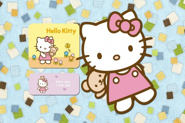 Hello Kitty te ama