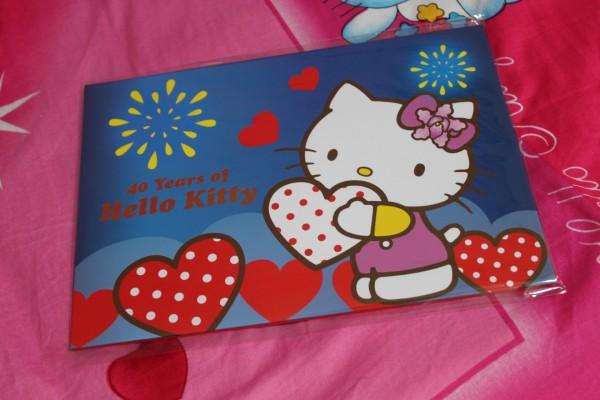 40 Cumpleaños de Hello Kitty