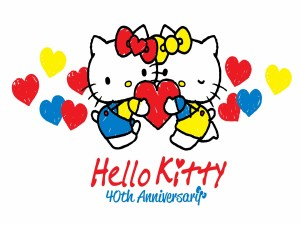Hello Kitty 40 Aniversario (2014)