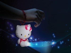 Pulsera con Hello Kitty