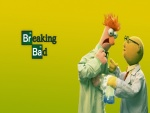 "Divertida imagen de la serie ""Breaking Bad"""