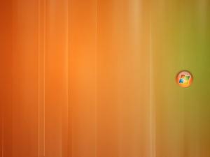 Postal: Logo naranja de Windows