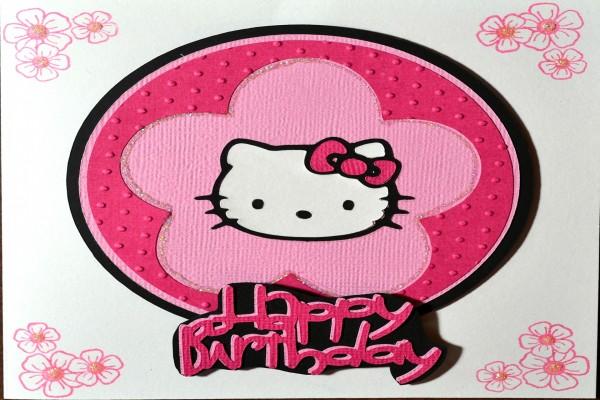 Feliz Cumpleaños Hello Kitty