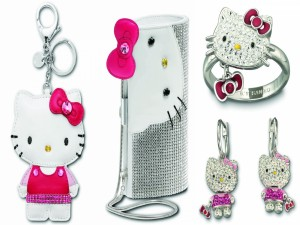 Complementos de Hello Kitty