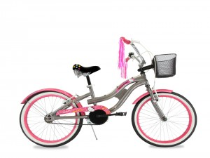 Postal: Bicicleta Hello Kitty