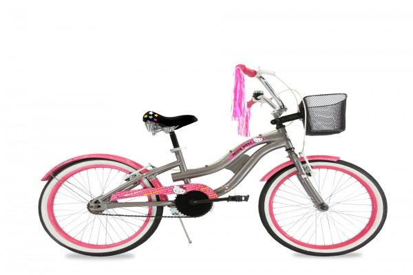 Bicicleta Hello Kitty