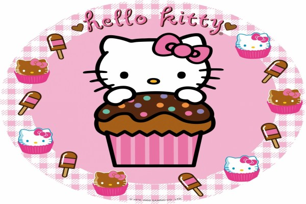 Dulce Hello Kitty