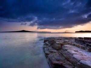 Lugar para contemplar el mar