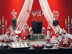 """Dulce merienda para """"Halloween"""""""