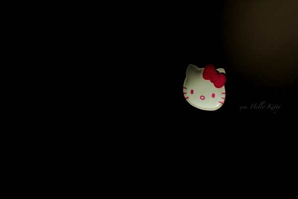 Just, Hello Kitty