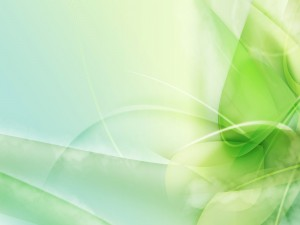 Fondo con varios tonos de verde