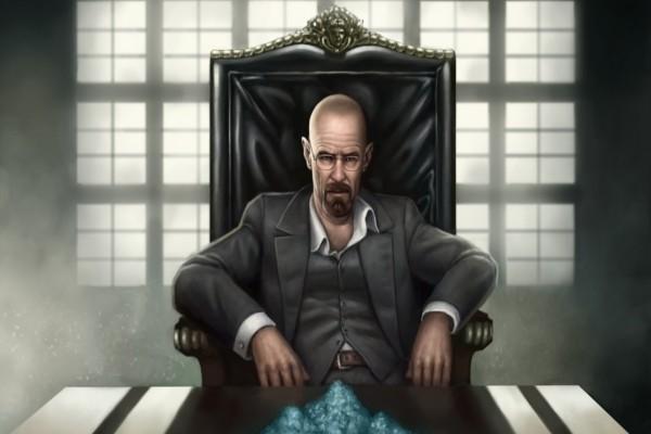 """Walter White """"Heisenberg"""" (Breaking Bad)"""