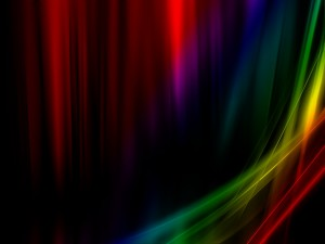 Fondo con líneas de colores