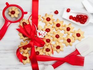 Masitas para festejar en Navidad y Año Nuevo