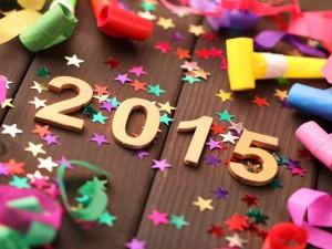 Festejemos con amor y alegría el Año Nuevo 2015